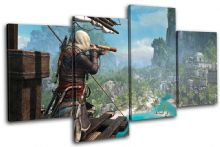Assasins Creed 4 IV Gaming - 13-1748(00B)-MP04-LO